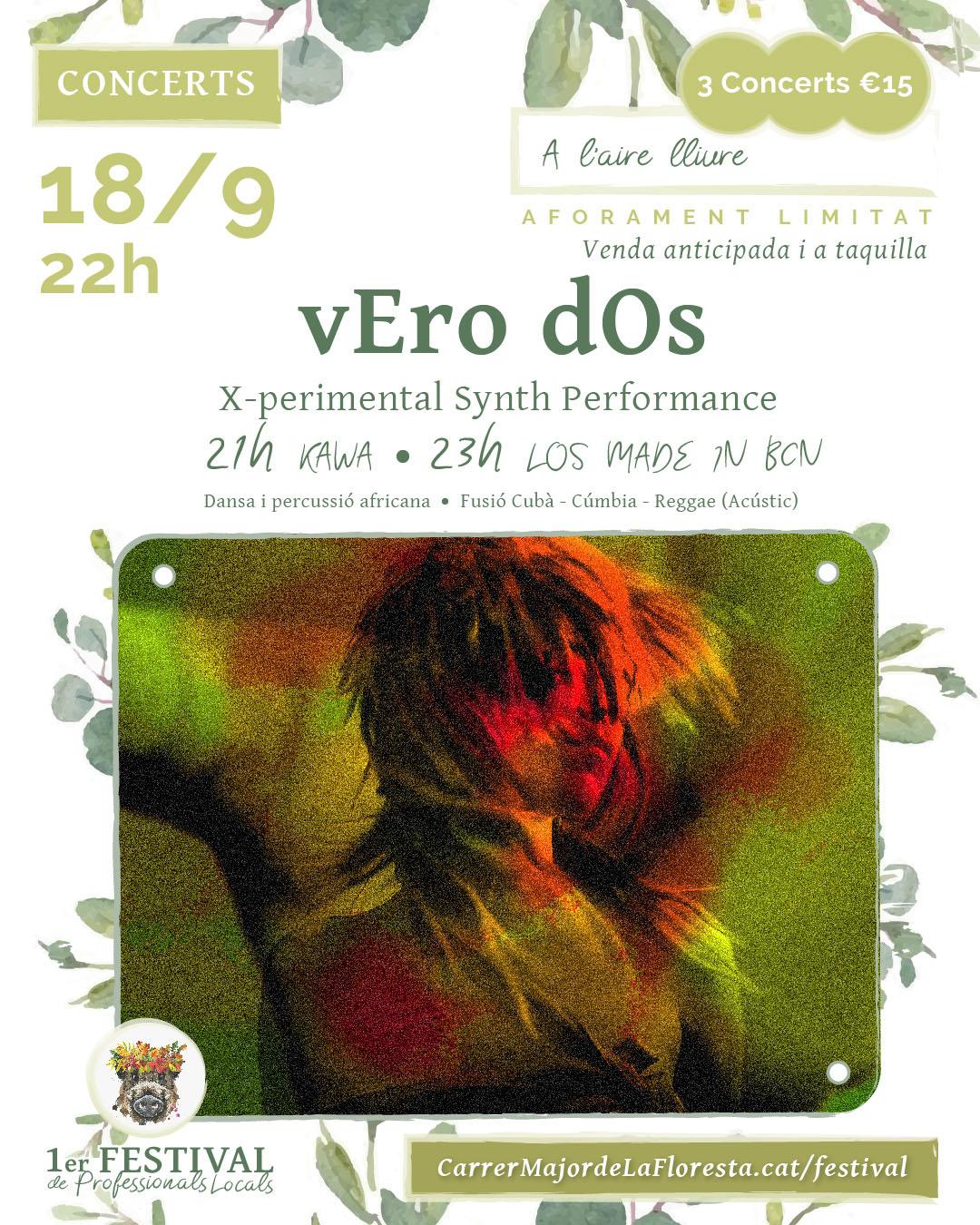vEro dOs in concert