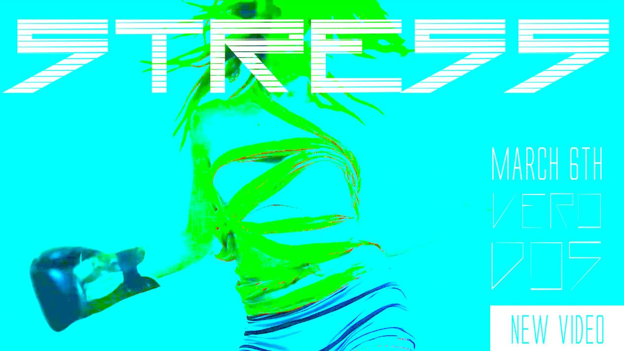 Release of Stress, new vidEoclip of vEro dOs